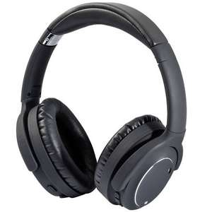 Silvercrest Noise-Cancelling Bluetooth® Headphones £44.99 @ Lidl