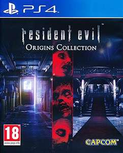 Resident evil origins collection (PS4) - £7.99 @ Geekstore
