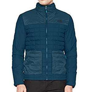 North Face Men's Thermoball Full Zip Jacket  XL and XXL  £37.36 Amazon