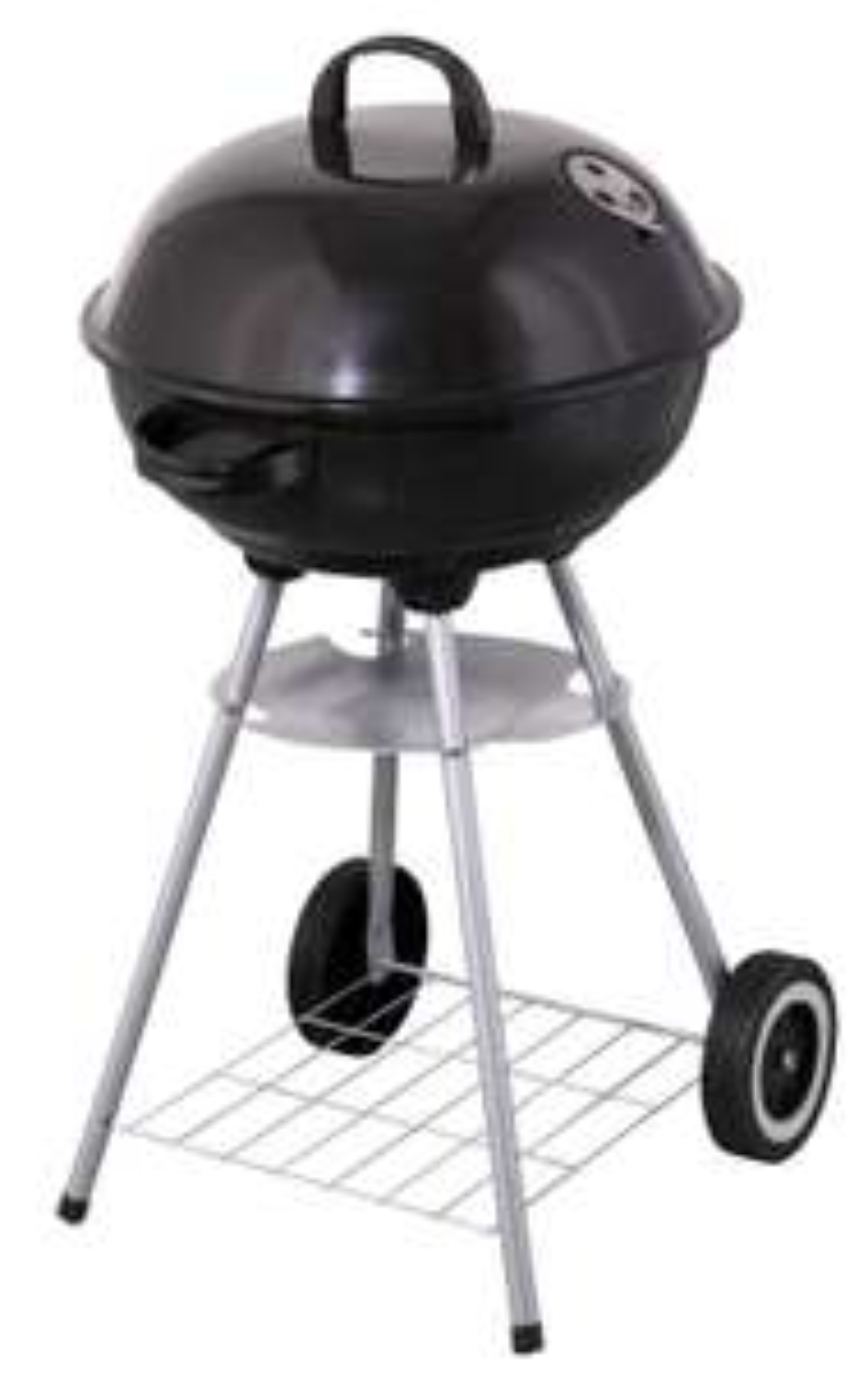 Texas 43cm Kettle Charcoal BBQ for £21 @ Homebase (Free C&C / Texas Round Portable BBQ £12.60)