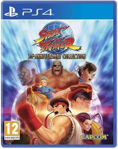 Street Fighter 30th Anniversary Collection (PS4) - £9.99 Delivered @ GeekStore