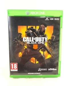 Call Of Duty Black Ops 4 Xbox £14.99 in Store @ Cashconverters Doncaster Del £1.99