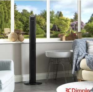 Dimplex Mont Blanc Cooling Tower Fan £44.89 Costco