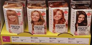 Nice n Easy Hair Colour - Superdrug - £3.23 Instore with member's card