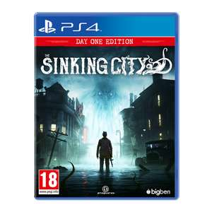 PS4 & Xbox One The Sinking City £36.89 with voucher code @ 365games.co.uk