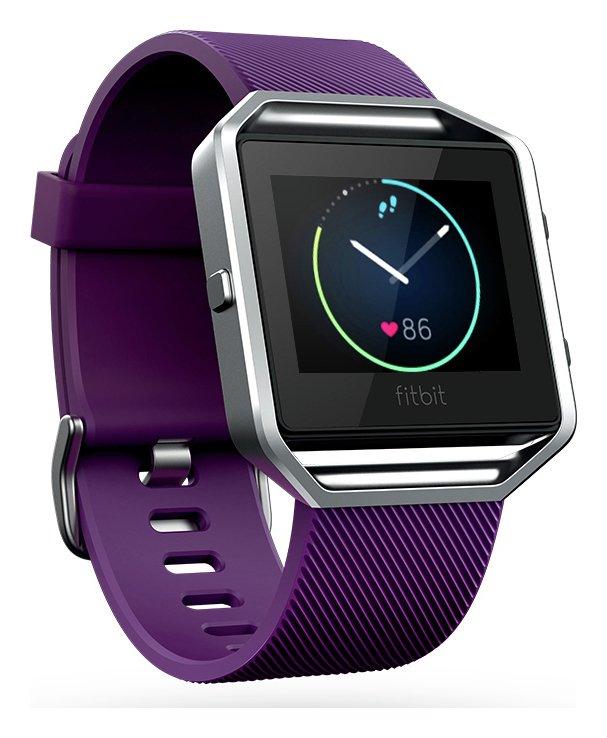 Fitbit Blaze Small Smart Watch - Plum £89.99 @ Argos