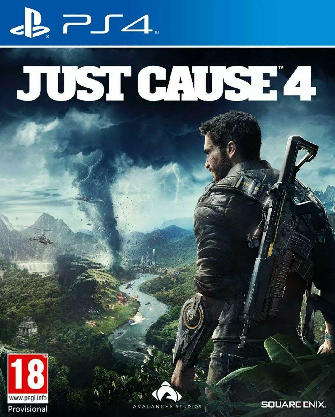 Just Cause 4 (PS4) - £13.99 @ Ebay/Boomerang