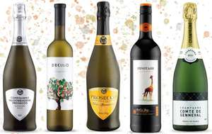 25% off 6+ bottles of wine at Lidl (From 4 - 10 July)