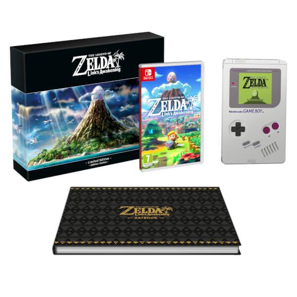 The Legend of Zelda: Link's Awakening Limited Edition (Nintendo Switch) £69.99 @ Nintendo Store UK