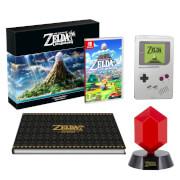 Legend of Zelda : Link's Awakening Limited Edition (Nintendo Switch) with additional Rupee Lamp £74.99 @ Nintendo Store