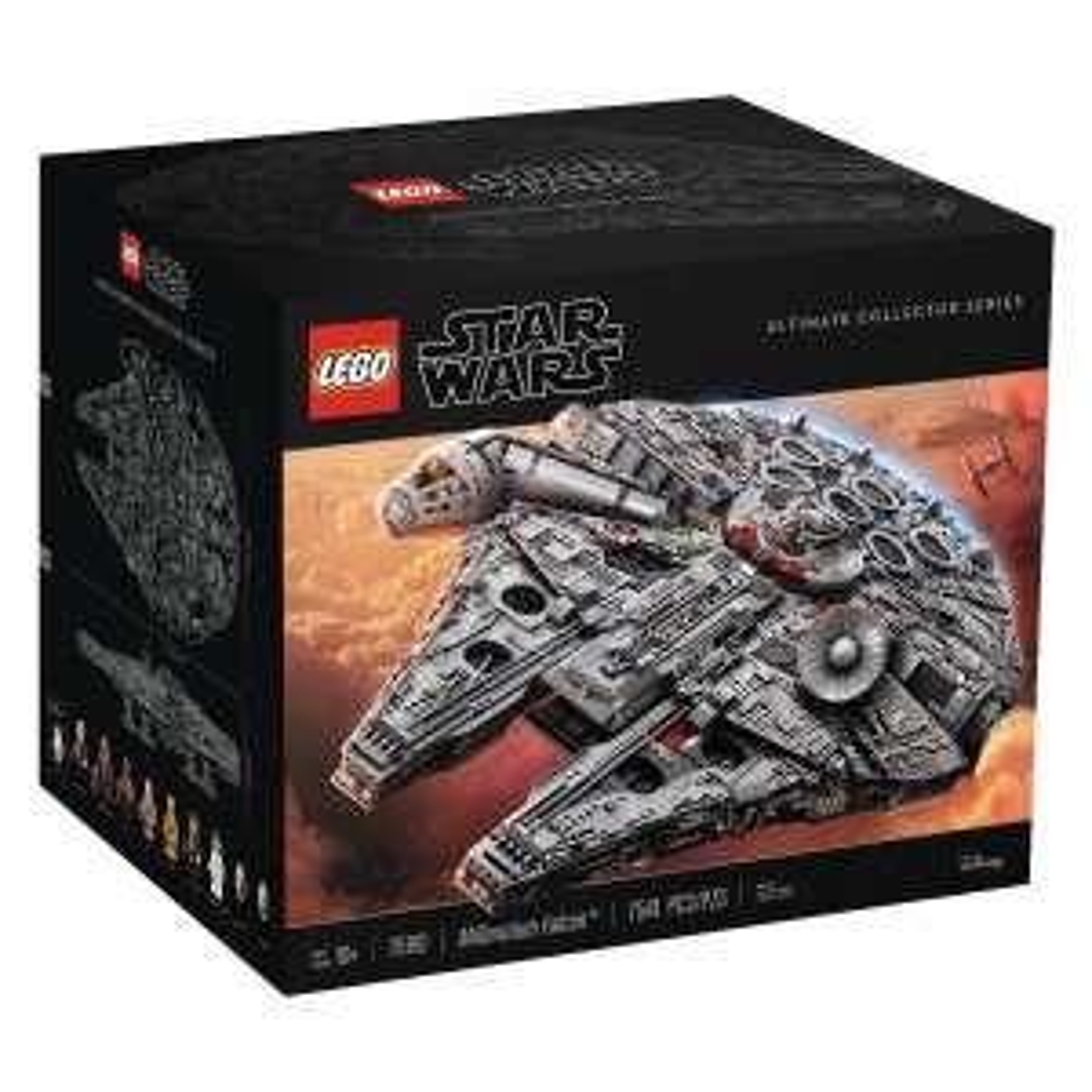 Lego 75192 UCS Millenium Falcon Collector Set £498.40 (€565.20) delivered @ El Corte Ingles