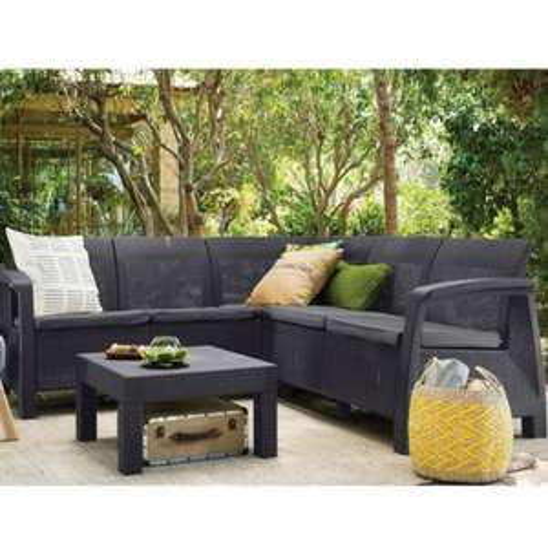 Allibert by Keter Bahamas 5 Seater Sofa - £244.99 at Studio