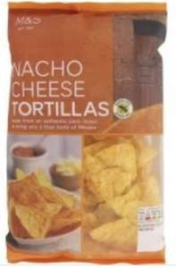 Purchase a fresh dip (from £1.30) and get tortilla chips for 50p @ M&S