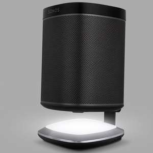 Sonos Play:1 Flexson Illuminating Charging Stand Dual USB Charge Ambient Lighting Black - £12.24 @ Amazon Prime / £16.73 Non Prime