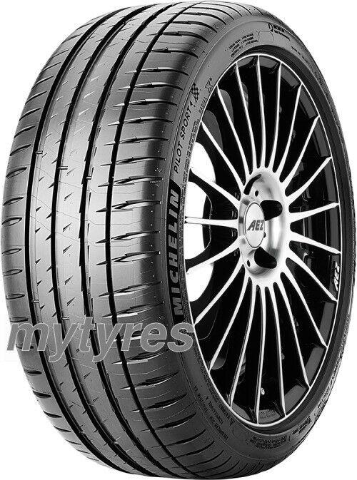 SUMMER TYRE Michelin Pilot Sport 4 225/40 ZR18 92Y XL with FSL x 4 £262.50 @ MyTyres eBay