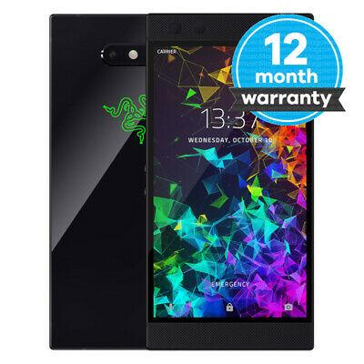 Refurb - Razer Phone 2 - 64GB - Mirror Black - (Unlocked) - Smartphone - Pristine (A) - £334.99 at musicmagpie eBay