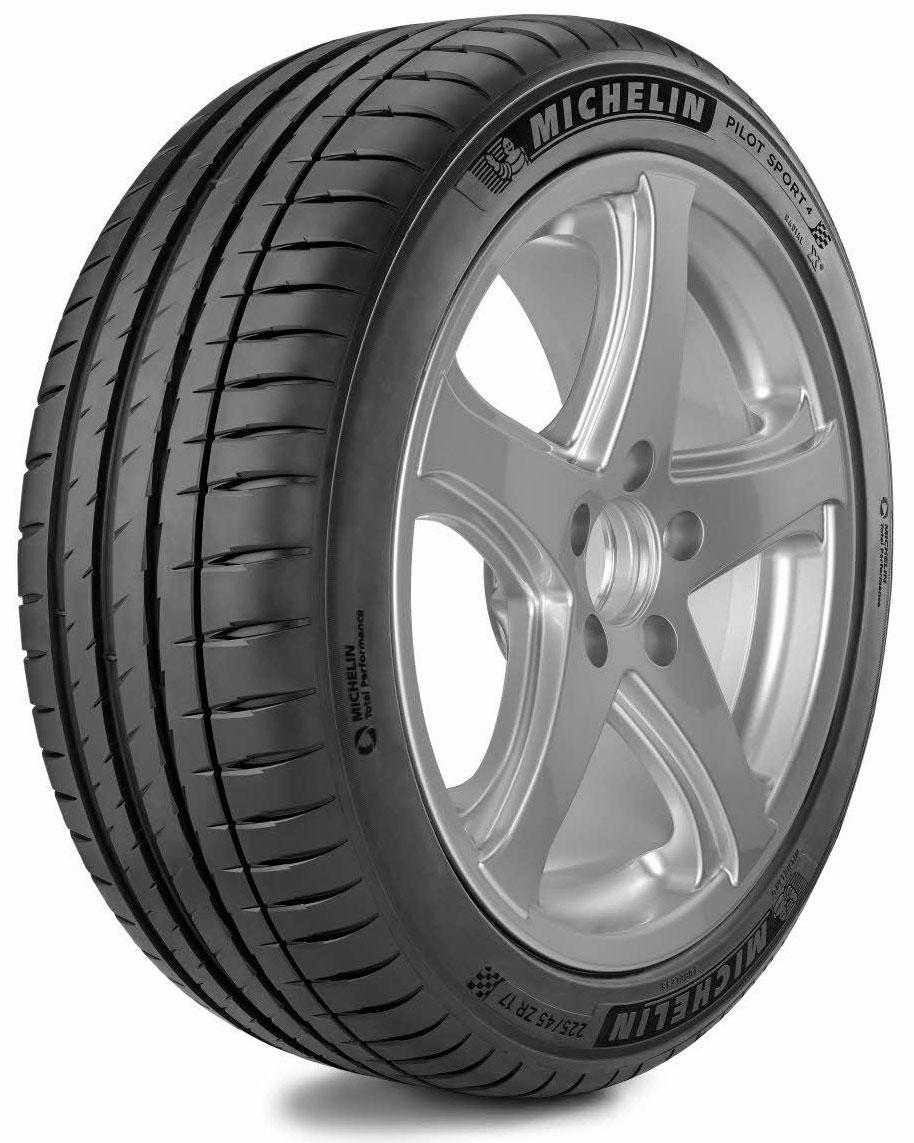 4 x Michelin Pilot Sport 4 Tyre Size 225/40Y18 £379.60 Fitted @ Kwik Fit