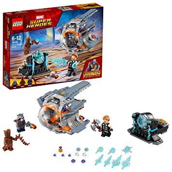 LEGO 76102 Marvel Avengers Infinity War Thor's Weapon Quest Playset £11.25 @ Amazon