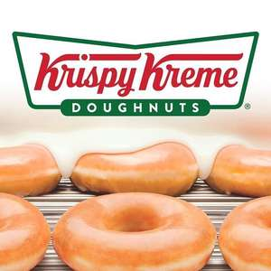 Free Booklet Of Vouchers w/ any purchase @ Krispy Kreme