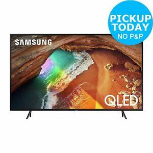 "SAMSUNG QE55Q67RATXXU 55"" Smart 4K Ultra HD HDR QLED TV with Bixby - £858 + free C&C using code (or £3.95 delivery) @ Argos / eBay"