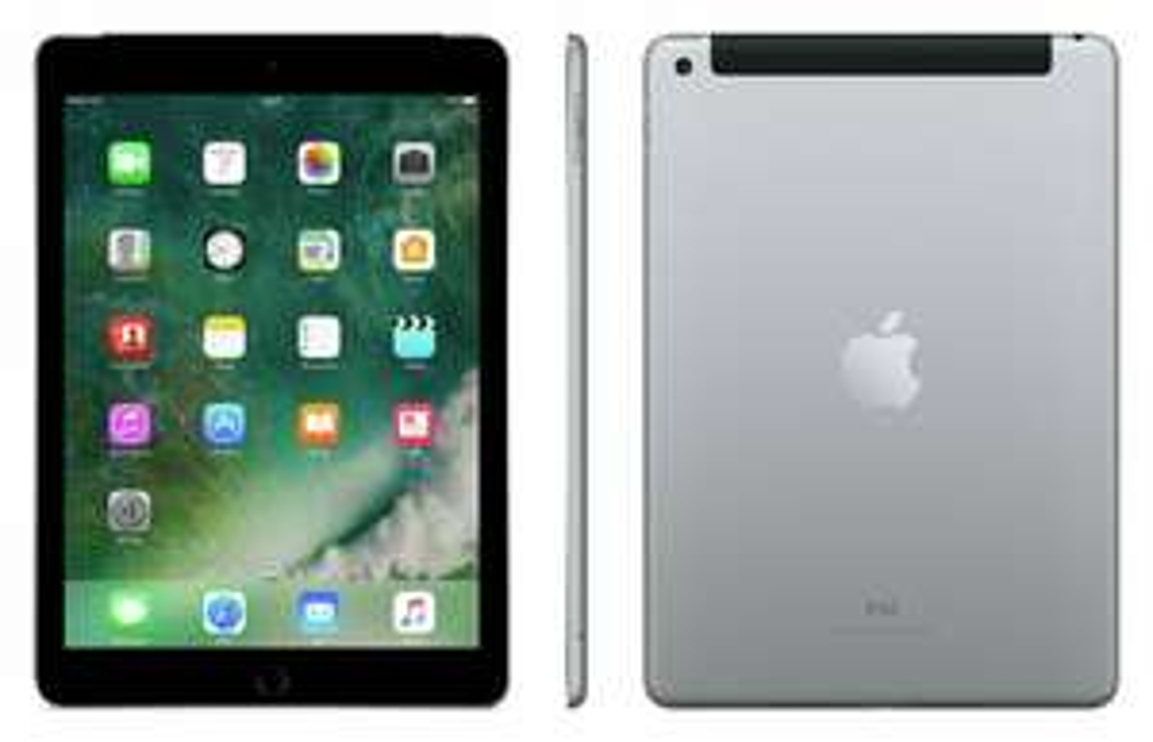 Apple iPad 5 9 7 Inch 32GB WiFi + Cellular Unlocked Space