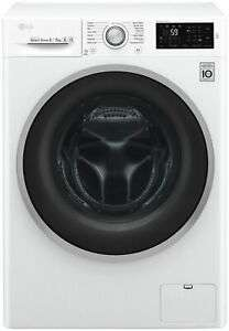 LG F4J6TM1W 8KG / 5KG 1400 Spin Washer Dryer - White £386.10 with code @ Argos ebay