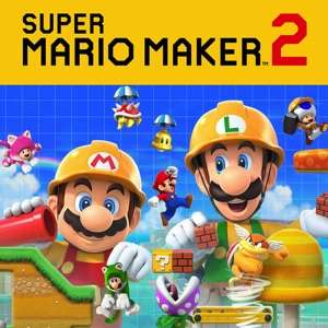[Now Online] - £10 Off Super Mario Maker 2 £29.99 (or) Super Mario Maker 2 LTD Edition £39.99 In-Store Orders with code @ Currys PC world
