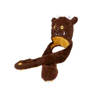 The Gruffalo - Brown 'Gruffalo' Hat Scarf - Age 3-6 Years £6.30 delivered with codes @ Debenhams