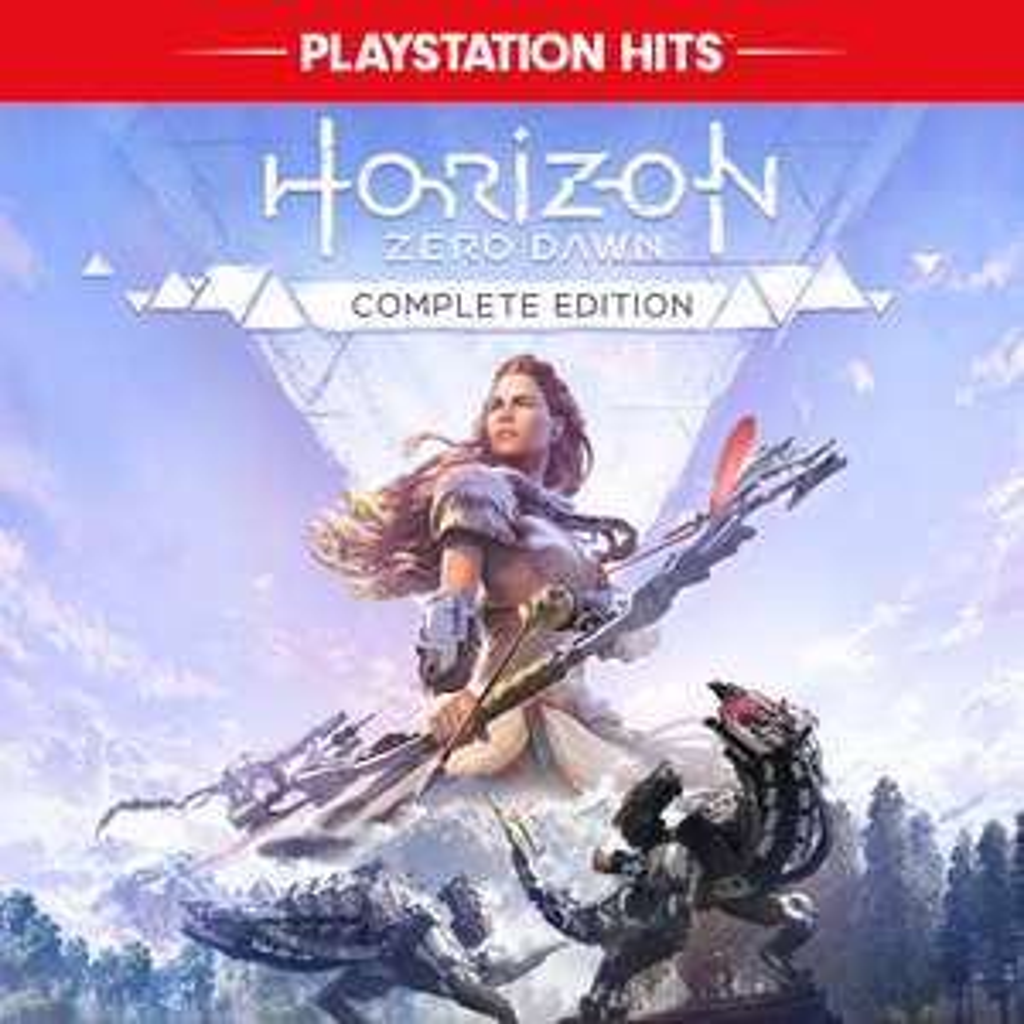 Ps4 (Digital) Horizon Zero Dawn Complete Edition £15.99 @ PlayStation Store