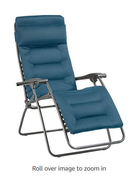 Lafuma air comfort reclining garden chair - £139.99 at Amazon