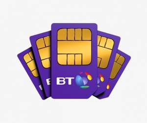 BT Sim Only Deals. Offers include JBL Speaker & Extra Data - 20GB/Unlimited minutes,texts - £20/12 months at BT