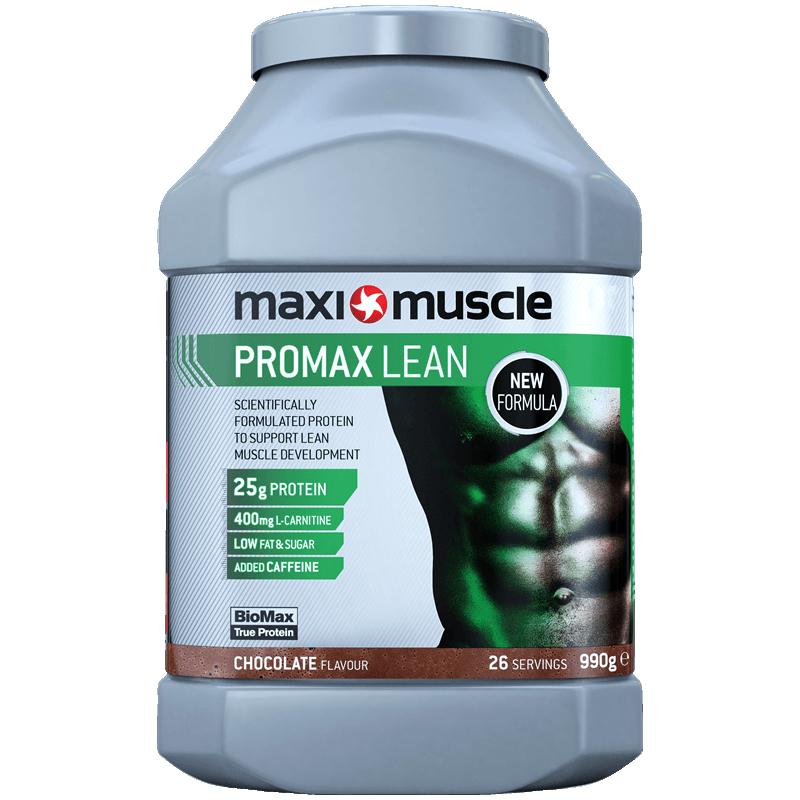 Maximuscle ProMax lean protein powder - 765g - £11.99 @ MaxiNutrition shop