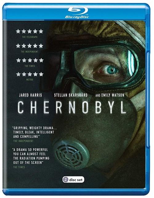 Chernobyl Blu-ray - 2019 Sky Atlantic Drama Mini-series - £17.99 @ HMV (Online) Pre-order