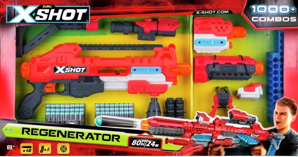X-SHOT Clip Regenerator Now - £9.99 @ Argos C&C