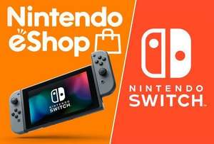 Nintendo Switch eShop Game Sales Round-Up - Up to 92% Off