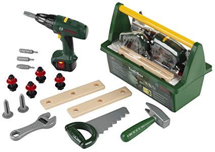 Theo Klein 8429 - Bosch Tool Box  £22.14 @ Amazon (Childs Toy)