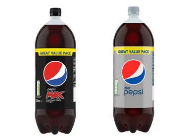 3L Pepsi Max or Diet Pepsi for £1.25 @ Iceland
