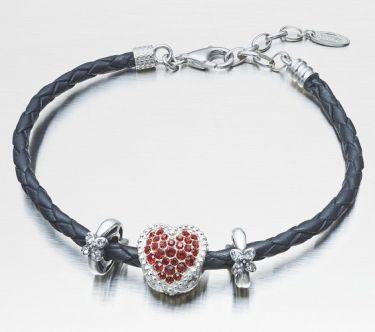 Chamilia Kiss Me Bracelet Set Was £99 Now £19.80 / £24.25 Delivered at Chamilia
