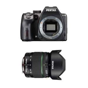 Pentax K-70 with 18-55mm WR Lens Kit £469 @ Clifton Cameras