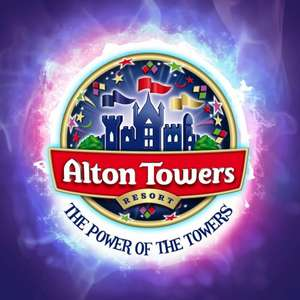 Alton Towers buy 1 get 1 free  Adult tickets from £28 with Seabrook Crisps, available online.