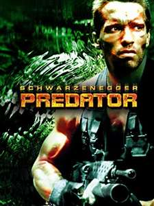Predator 1 & 2 - SD/HD - Buy - £2.99 Each - Amazon Prime Video (Maybe Prime Members Only)