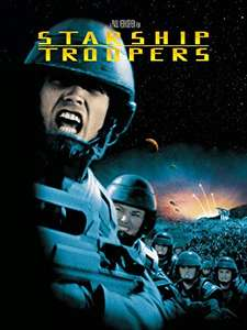 Starship Troopers - SD/HD - Buy - £3.49 - Amazon Prime Video (Maybe Prime Members Only)
