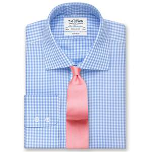 TM Lewin - 5 Shirts Delivered for £81 Mix & match across all shirts
