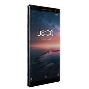 New Nokia 8 Sirocco 128GB Smartphone | Wireless Charging | Compact Design | Snapdragon 835 - £239.99 @ Clove Technology