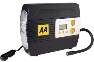 AA Digital 12V Air Compressor - £18.47 delivered with code @ MyMemory
