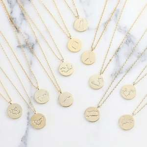 Constellation Necklace £5.60 - Free Del World Wide @ Lisa Angel