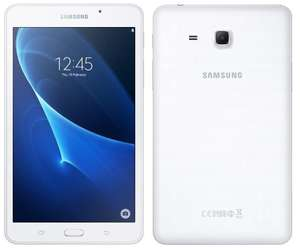 Samsung Galaxy Tab A 7.0 SM-T280 White 8GB Wireless at ITZoo for £42.50