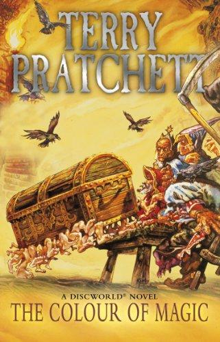 Amazon Kindle - The Colour of Magic (Discworld Novel 1) by Terry Pratchett - 99p