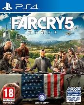 Far Cry 5 PS4   Ex-rental £9.99 @ Boomerang