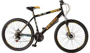 Boss B2615016 26 inch Wheel Size Mens Mountain Bike at Argos for £159.99
